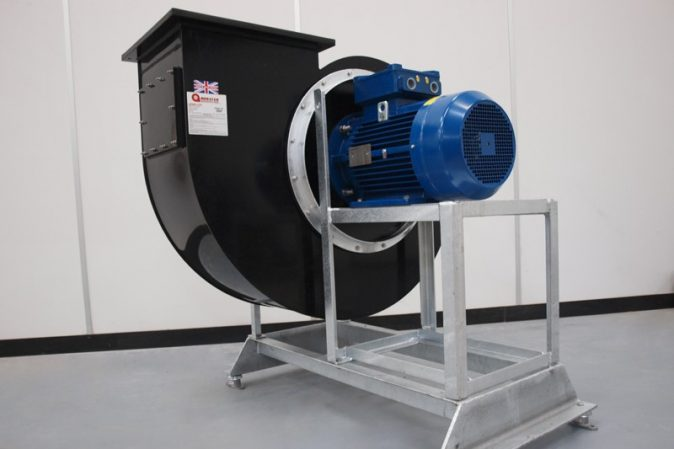 ATEX-Series fans - ATEX compliant centrifugal fan