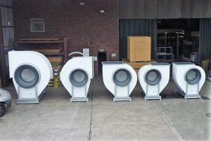 BI-Series backward inclined plastic centrifugal fan, backward inclined, centrifugal fans