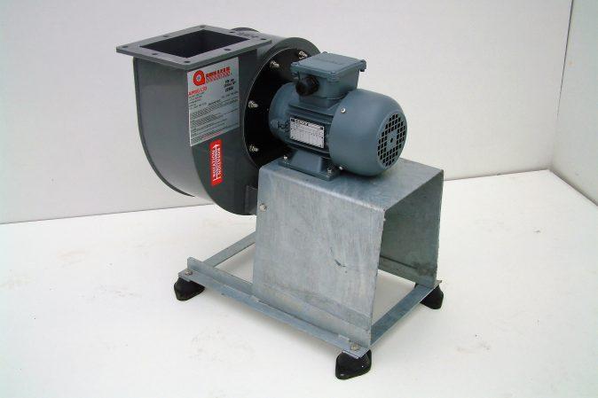 G-Series centrifugal fan  - polypropylene various discharge forward curved multivane