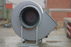 H-Series centrifugal fans – Deep vane forward curved recommended for medium to heavy duty applications