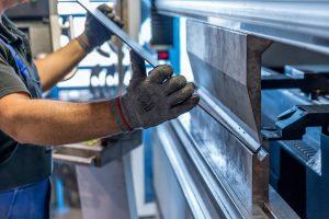 Metal fabrication at APMG