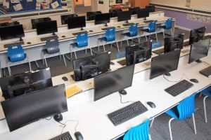 School IT room furniture IT suite