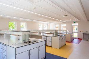 University lab furniture