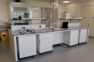 Milton Park, 30Tech, science park lab furniture